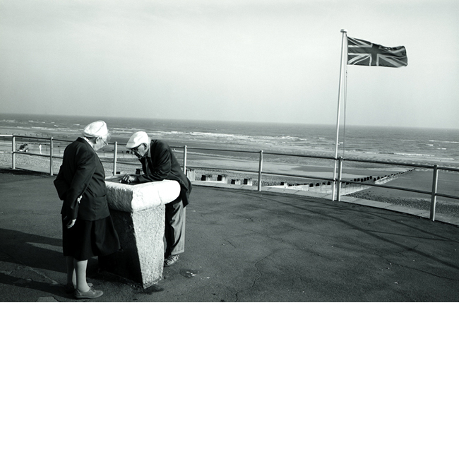 Couple at Southsea