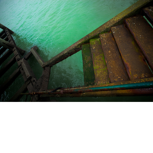 Disused Steps Deal Pie