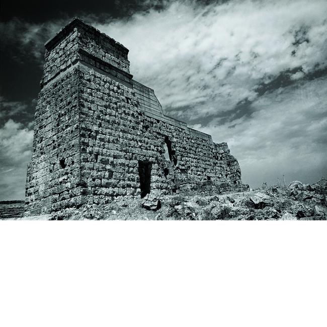 Roman Ruin in Spain