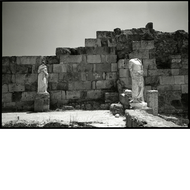 Roman Ruin in Cyprus
