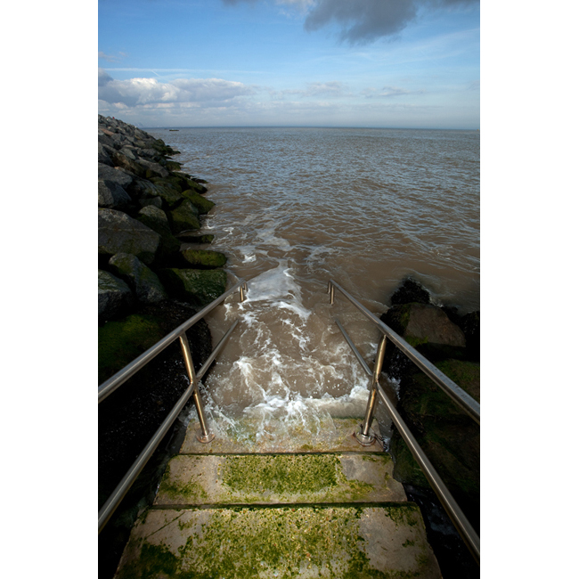 Steps into Sea No1