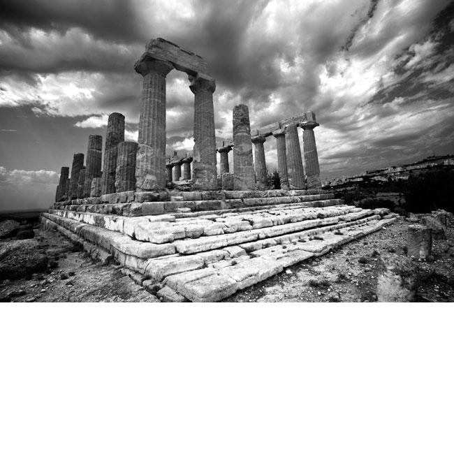 Temple of Hera-Sicily