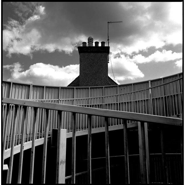 Walkway Hendon 1984