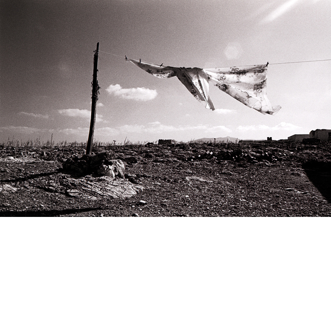 Washing Line-Greece